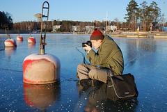 Poju ja poiju (panuluukka) Tags: winter ice talvi j haukilahti frozenseatalvi