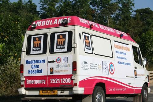 Manipal Ambulance