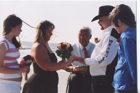 47 Years Old - My Wedding Day.