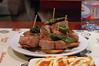 Beef Filets (su-lin) Tags: barcelona food restaurant tapas catalana cerveseria