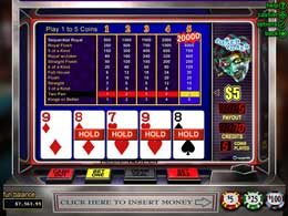 No download Joker Poker Online Slot Machine