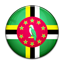 Flag of Dominica PNG Icon