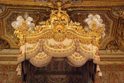 Versailles - Queen's Bed Canopy