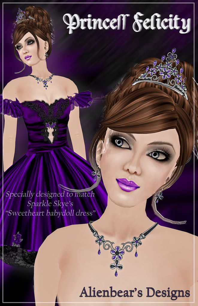Dark Princess Felicity poster