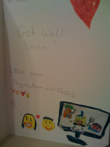 Dayna & Miriam's get-well-soon card (inside)
