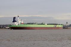 30008 (Darren B. Hillman) Tags: ships tankers rivermersey bwbauhinia