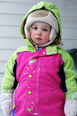 not falling for it (peterHDK) Tags: family winter snow frances snowsuit 2yearold sadface