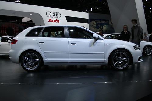 audi a3 sportback s line 2009. Audi A3 S-line. 2009 North