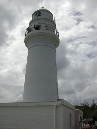 潮岬灯台/Shionomisaki Lighthouse