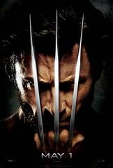 Poster X-Men Origins Wolverine Hugh Jackman
