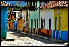 Colorido (Kevin Vsquez) Tags: bolivar iglesia andes casas viejo belleza montaas estado viejas municipio pueblito calderas barinas desafioflickrosdevenezuela competenciacaminoscallesycallejones
