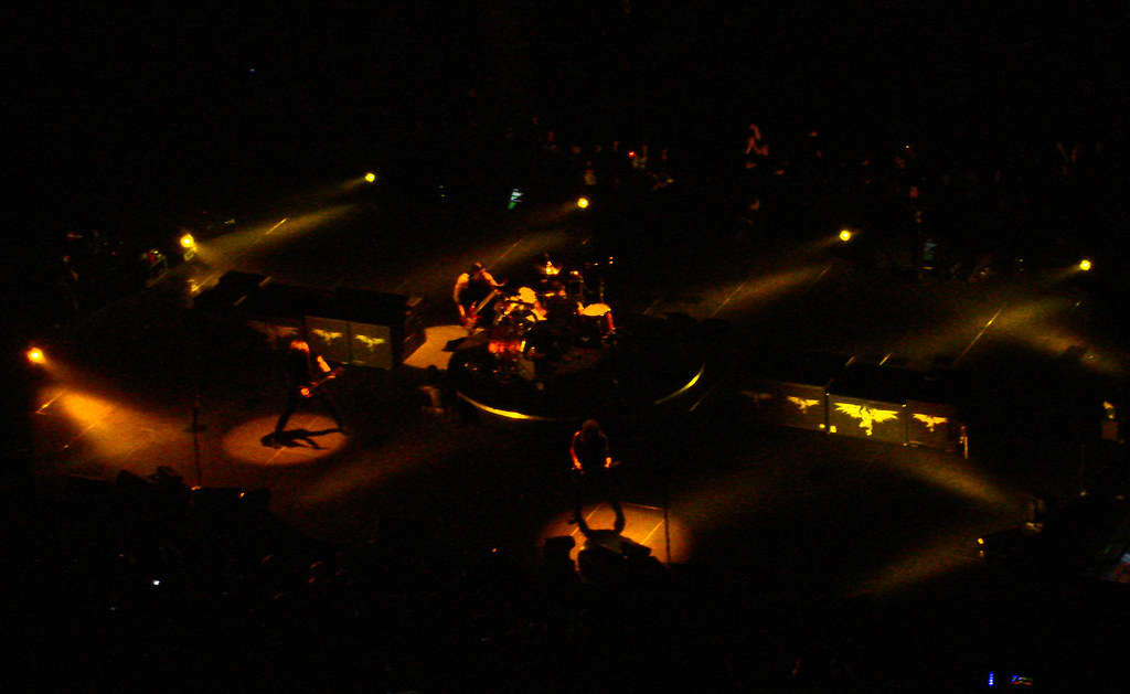 Metallica - Death Magnetic Tour - Live at Prudential Center