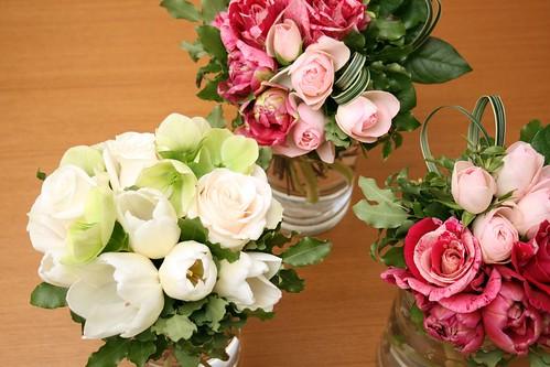 Three Bouquet Practices