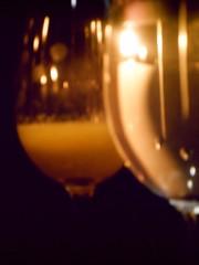 um brinde. (léo freitas) Tags: velas taças durabrand
