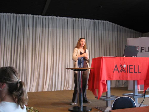 Christina Csanady om flytande bokbestånd