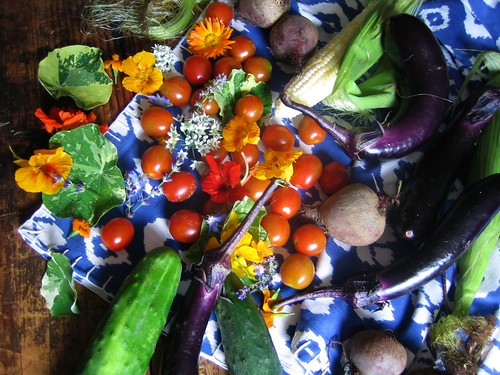 vegetable box: week 7