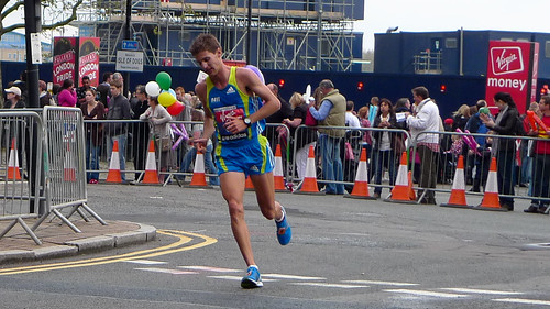 London Marathon - Mile 18