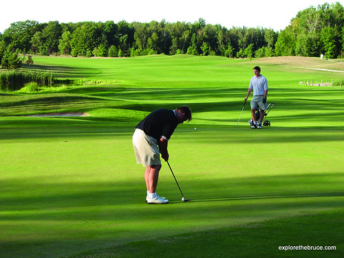 Golfing - Bruce County 6