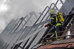 Gebäudebrand Auringen 01.05.10