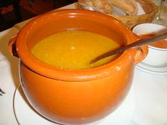 Sopa de Cocido madrileño