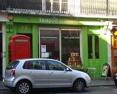 Picture of Teapod, WC2E 7DD