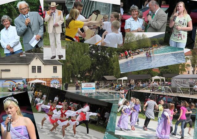 Bad Blankenburg: Eröffnung der Freibadsaison 2011