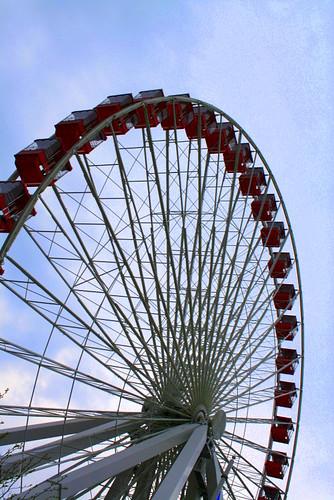 Navy Pier Ferris Wheel 5