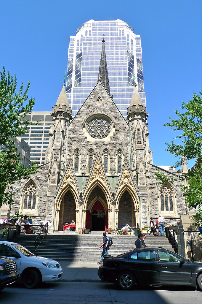 Copyright Photo: Christ Church Cathedral - Montreal 2 by Montreal Photo Daily, on Flickr