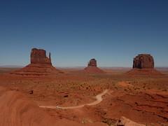 Monument Valley (Utah) 3 (gabri_micha) Tags: monument utah valley monumentvalley