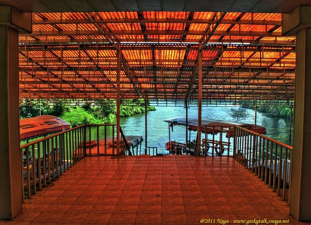 Honeymoon Boat house, Ooty (HDR)