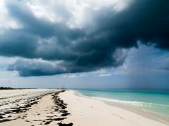 P9062926 (Topyti) Tags: sea beach mare cuba playa natura beaches caribbean twister tornado spiaggia spiagge caraibi cayolargodelsur holidaysvacanzeurlaub playaparadiso playasparadisiacas paradisebeaches