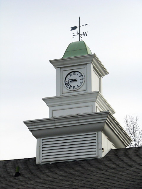 Pickett Co. Courthouse Clock Tower