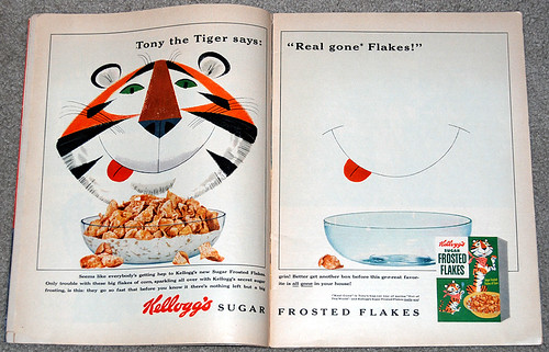 Suger Frosted Flakes, 1954