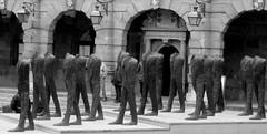 Schatten - Rotenburg o.d.T. - Bayern -  Kunstobjekt (Ela2007) Tags: art bayern fine schatten kunstobjekt rotenburgodt