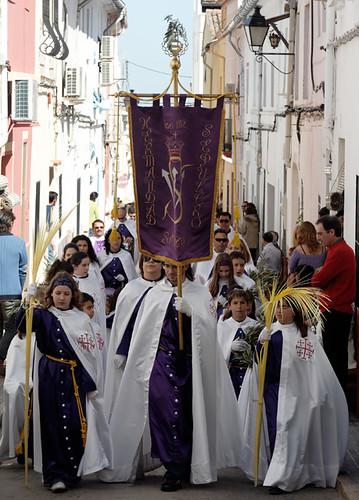 Palm Sunday, Oliva