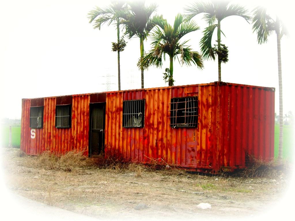Mr Wu's Rusty Home