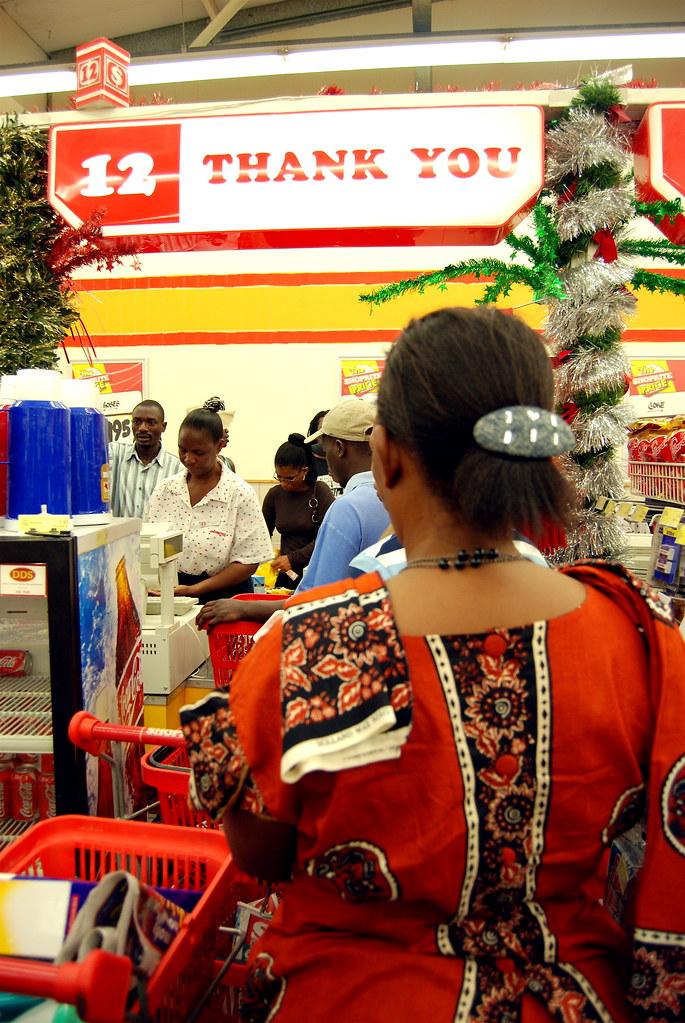 Grocery Store - Maun, Botswana