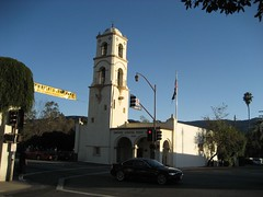 The Ojai post office. (01/19/2008)