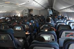 Passenger Comforts
