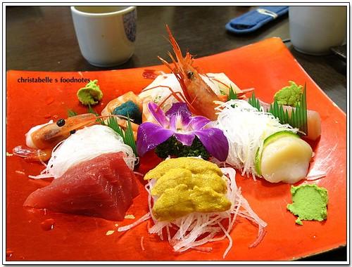 三大日味屋壽司拼盤