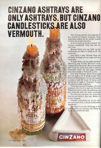 cinzano 1967 (by senses working overtime)