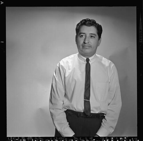 Ruben Salazar, circa 1970