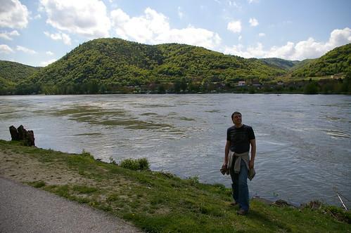 Дунай в Dürnstein