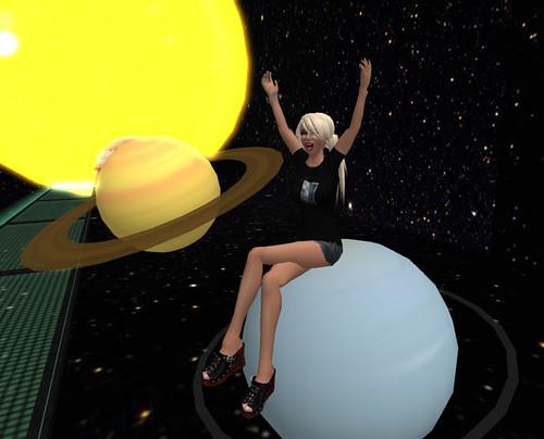 Yay, Uranus!