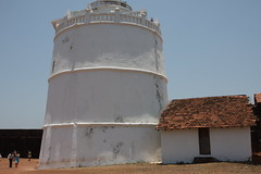 IMG_3262 (Clanger's England) Tags: india fort goa aguada
