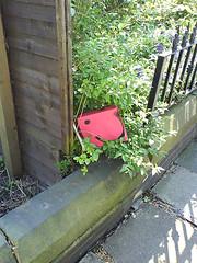 DSC00566 (Mr.Arteest) Tags: streetart newcastle freeart heatonpark cardboardart mrsmileyman
