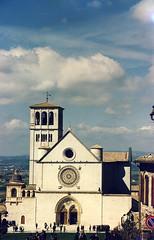 Assisi, Basilica di San Francesco. (giricinka) Tags: italy italia assisi umbria sanfrancesco italija asiz