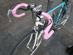 Hot Pink Handle Bar Tape