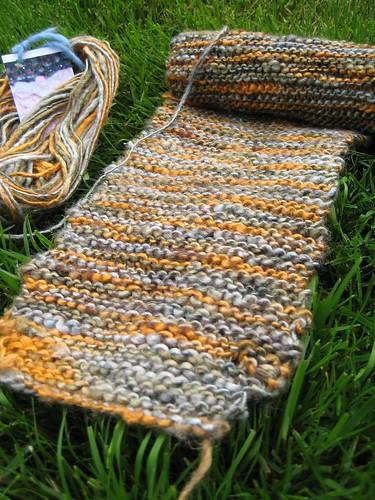 Churchable's knitting