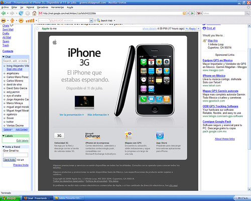 Iphone3G Telcel 01